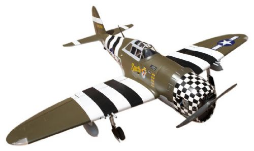 Seagull P-47 Thunderbolt Razorback 1.6m (63in) (SEA-207)